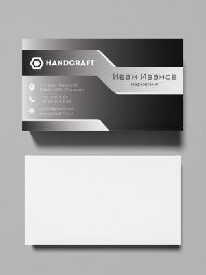 печат на визитки